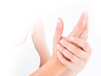 Non-surgical hand rejuvenation